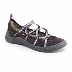 J Sport By Jambu Sideline Womens Slip-On Shoes