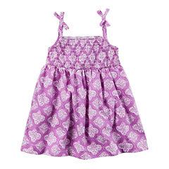 Carter's Baby Girl Casual Dress