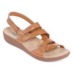 Yuu Janna Womens Strap Sandals