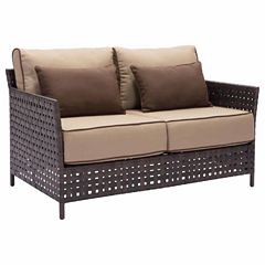 Zuo Modern Pinery Patio Sofa