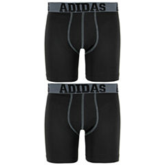 adidas® Youth 2-pk. Sport Performance Boxer Briefs - Boys 8-20