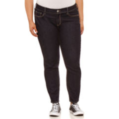 Juniors Plus Size Jeans for Juniors - JCPenney