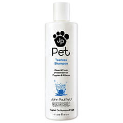 John Paul Pet Tearless Puppy & Kitten Shampoo - 16 oz.