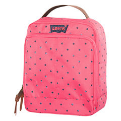 Levi Tea Tree Pink Lunch Tote