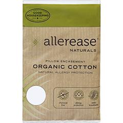 Allerease Organic Pillow Protector