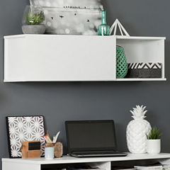 Interface Desk Hutch