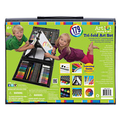 179-Pc. Art 101 Kids Art Set