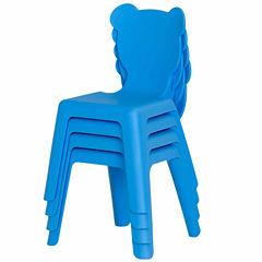Crea 4-pc. Kids Chair