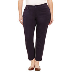 St. John's Bay® Ankle Pants - Plus (27