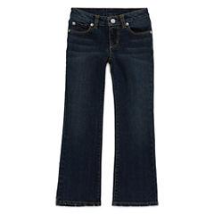 Arizona Bootcut Jeans - Preschool Girls 4-6x and Slim