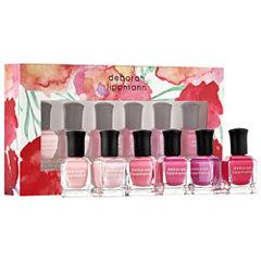Deborah Lippmann Pretty In Pink Nail Lacquer Set