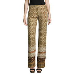 by&by Modern Fit Woven Pull-On Pants-Juniors