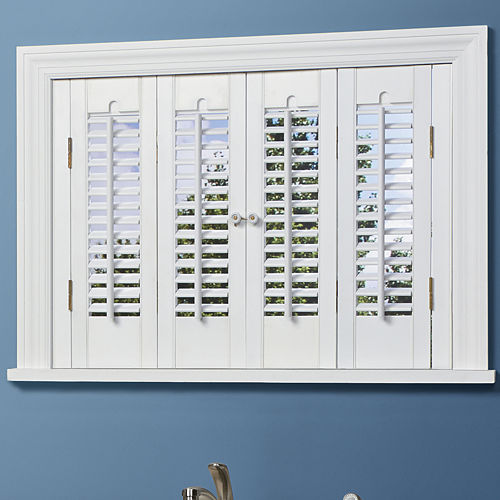 JCPenney Home™ Traditional Wood Interior Shutters - 4 Panels