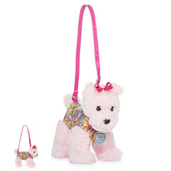Poochie And Co Plush Purses