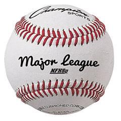 Champion Sports Major League Baseball Premium Cowhide Leather