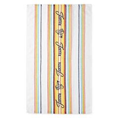 Fiesta® Logo Multi-Colored Kitchen Towel