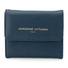 Adrienne Vittadini   Key Chain With Coin Purse