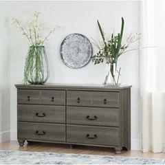 Noble 6-Drawer Dresser