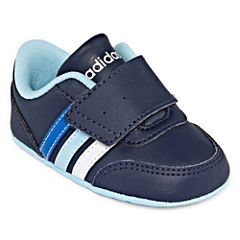 Adidas V Jog Crib Boys Running Shoes - Infant
