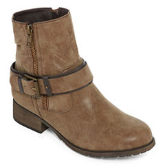 Pop Ames Womens Bootie