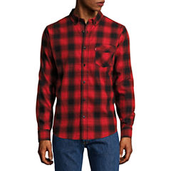 Levi's® Kinks Long Sleeve Flannel Shirt
