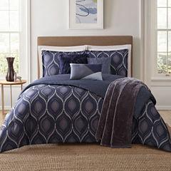 Jennifer Adams Home Bastif 7-pc. Reversible Comforter Set