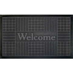 Achim Grometric Rectangular Doormat