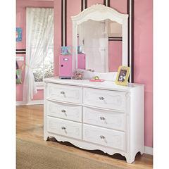 Signature Design by Ashley® Exquisite Dresser and Mirror