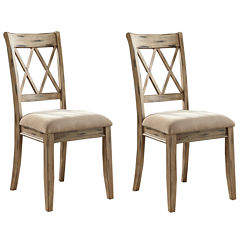Signature Design by Ashley® Madison Set of 2 Dining Side Chairs