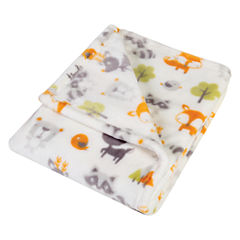 Trend Lab Forest Pals Receiving Blanket
