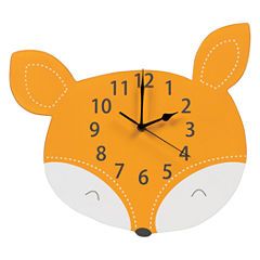 Trend Lab Fox Wall Clock