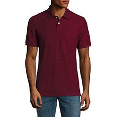 Arizona Short Sleeve Knit Polo Shirt