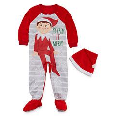 Elf on the Shelf Family Pajama One Piece - Toddler