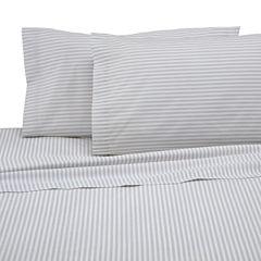 Martex 225tc Ticking Stripe Sheet Set