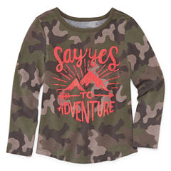 Arizona Graphic T-Shirt-Preschool Girls