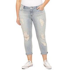 Vanilla Star Skinny Fit Jean-Juniors Plus