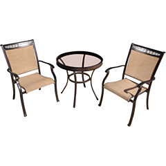 Hanover Sling Dining Chairs + 30