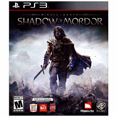 Middle Earth:Shdw Of Mrdr Ninjago Video Game-Playstation 3