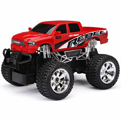 1:24 R/C Full Function Ram Rebel