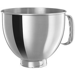 KitchenAid® 5-Qt. Polished Stainless Steel Bowl with Comfortable Handle  K5THSBP