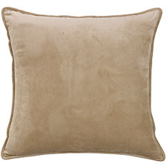 HiEnd Accents Fairfield Velvet Euro Sham