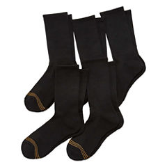 Gold Toe 5 Pair Crew Socks