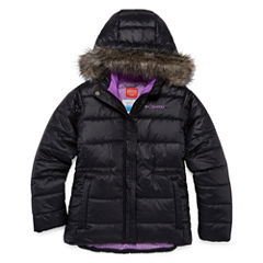 Columbia Heavyweight Puffer Jacket - Girls-Big Kid