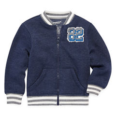 Arizona Boys Lightweight Bomber Jacket-Toddler