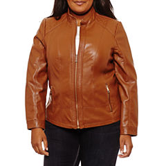 Giacca Midweight Motorcycle Jacket-Plus