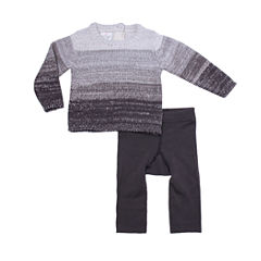 Cuddl Duds 2-pc. Layette Set-Baby Boys