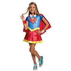 Supergirl 5-pc. Supergirl Dress Up Costume Girls