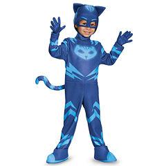 Pj Masks 4-pc. PJ Masks Dress Up Costume Boys Size 4-6