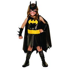 Batgirl 6-pc. Batgirl Dress Up Costume Girls