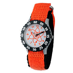 Discovery Kids® Orange Atom Watch
